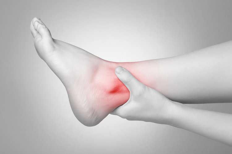 ankle pain treatment parramatta