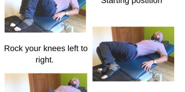 Office Workers! Get rid of back stiffness!